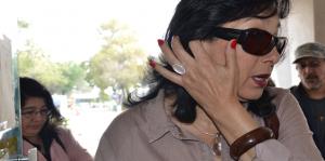 Guísela Cárcamo Tribunal de Honor Colegio de Psicólogos Lucy Barrios Jefa de División de Publicidad e Información USAC