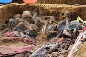 exhumaciones detenidos desaparecidos guatemala genocidio