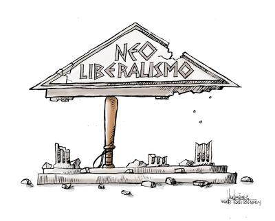 neoliberalismo bancos