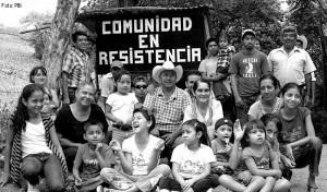 comunidad en resistencia la puya