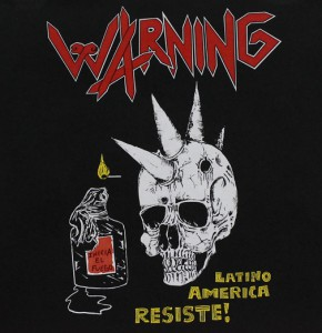 warning latinoamerica resiste